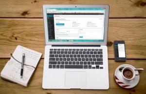 How to make a wordpress site